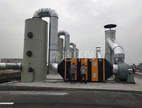 等离子复合废气处理设备