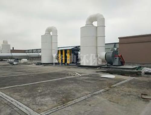 常熟等离子复合废气处理设备