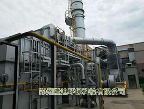 活性炭法吸附废气处理